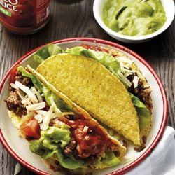 Taco's Met Gehakt recept | Smulweb.nl