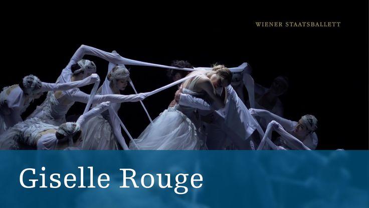 Giselle Rouge  Trailer   Volksoper Wien/Wiener Staatsballett #Theaterkompass #TV #Video #Vorschau #Trailer #Theater #Theatre #Schauspiel #Tanztheater #Ballett #Musiktheater #Clips #Trailershow