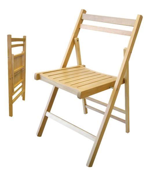 Las 25 mejores ideas sobre sillas de madera plegables en - Sillas de madera plegables ...