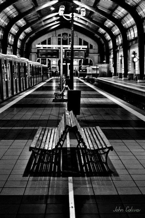 Railway Station, Piraeus