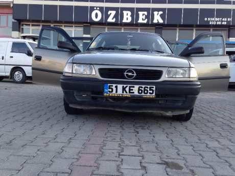 Opel Astra 1.6 GLS 1996 Model Hatasız Otomatık