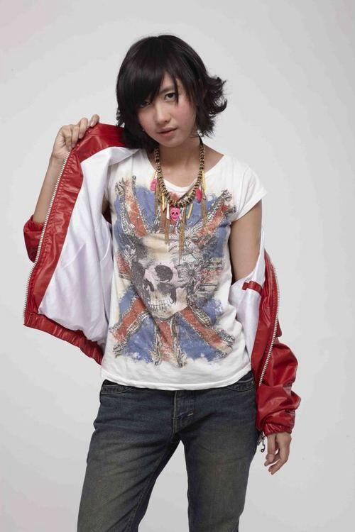 Ghaida Farisya (JKT48) in NYLON Magazine