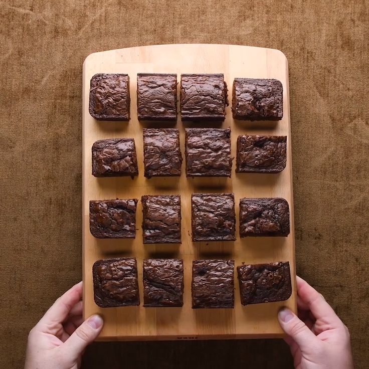 The Perfect Edges Only Brownies