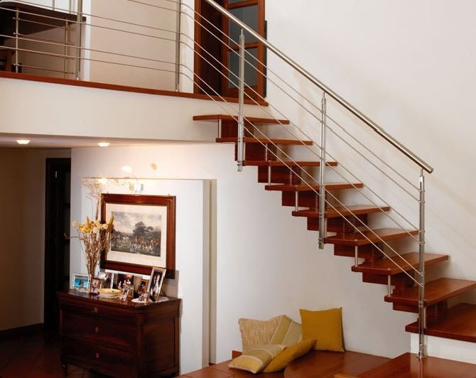 17 best images about escaleras on pinterest house for Escaleras modernas