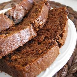 Panqué de plátano y chocolate @ allrecipes.com.mx