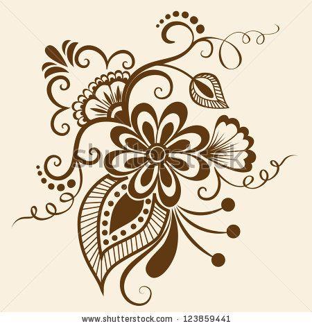 #Diseños#Diseños_florales_de_la_silueta_del_vintage                                                                                                                                                      Más