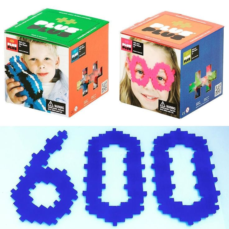 Hooray! 600 followers! To celebrate we're giving away a 600 piece Plus-Plus set - your choice of color. Just like this photo - and please tag a friend who would like some free toys! We'll choose a winner at random on Monday. Good luck! (USA only sorry!) . . #oneshape #plusplus #contest #plusplustoy #freetoys #instagramcontest #instagramgiveaway #giveaway #instagood Per Instagram rules we must mention this is in no way sponsored administered or associated with Instagram Inc. By entering…