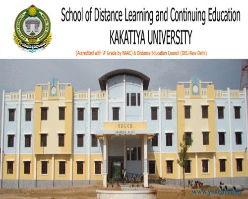 Looking for Kakatiya University Warangal Distance Education Courses 2017? Visit Yosearch for Distance UG PG Programs 2017 Eligibility, Application, Dates..