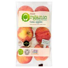 6 Small Gala Apples