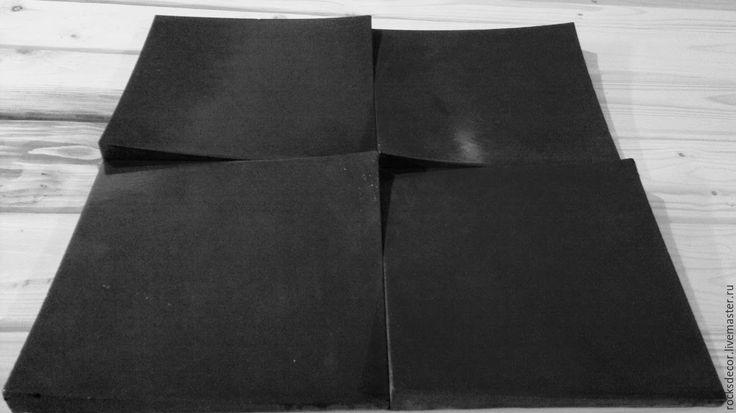 """Купить """"Дюны"""" декоративная гипсовая плитка . - комбинированный, лак защитный, краска, Декор, декор для интерьера"""
