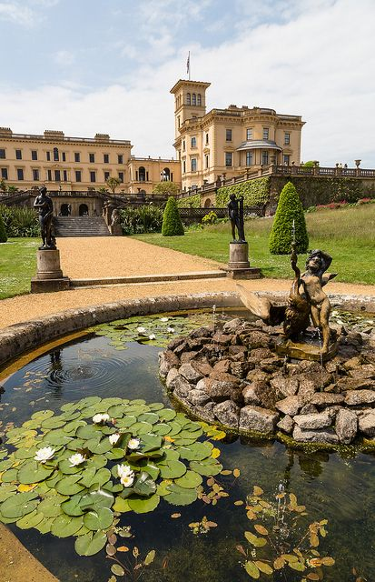 Osborne House - East Cowes, Isle of Wight, England