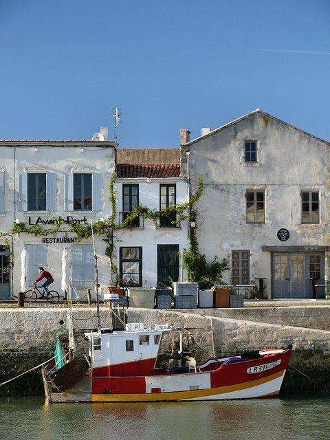 Saint-Martin-de-Ré en Île de Ré