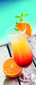 "Strandtuch ""Cocktail"", 75x180cm"
