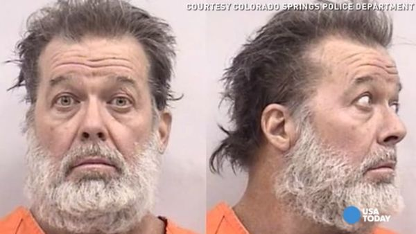 awesome Deliberate Parenthood shooter confirmed as anti-Obama conservative, report