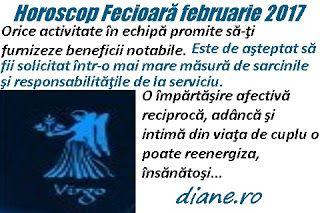 diane.ro: Horoscop Fecioară februarie 2017