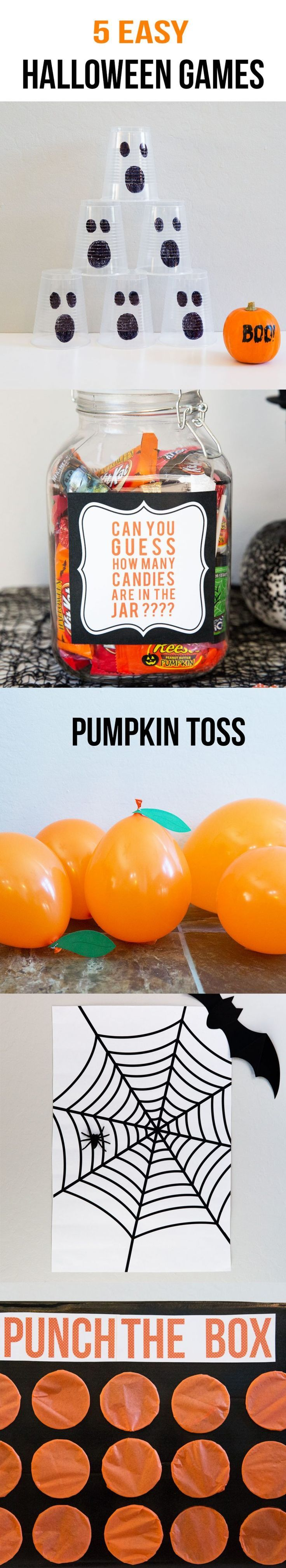 what are fun things to do at a halloween party | frameimage