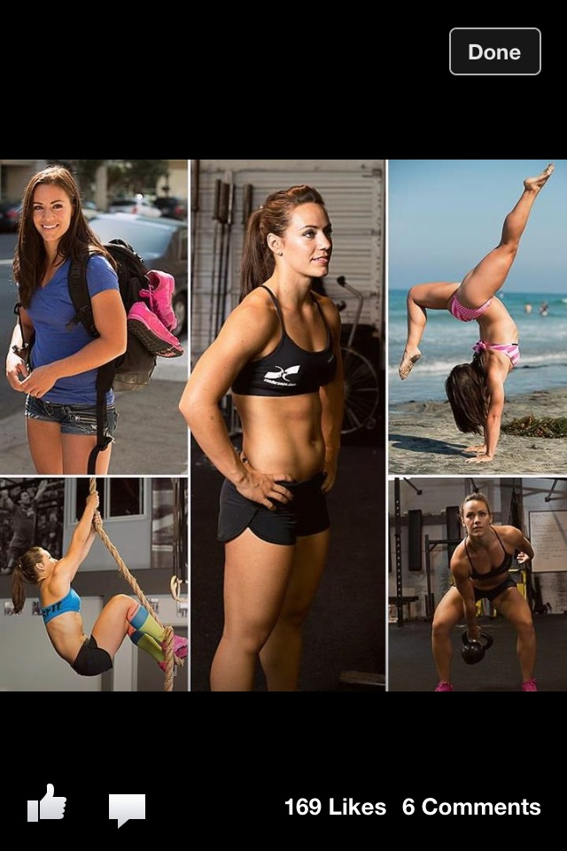 Camille Leblanc Bazinet....this is what I want to look like