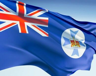 Queensland State Flag www.handyman-goldcoast.com