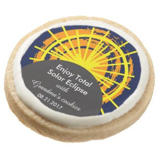 Image result for solar eclipse cookies