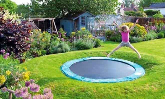 Friends of children  Garden idea
