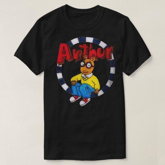 Arthur Cartoon Custom Shirts