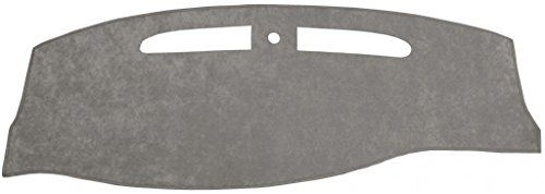 Chevy Camaro Dash Cover Mat Pad - Fits 1997 - 2002 (Custom Suede, Gray). For product info go to:  https://www.caraccessoriesonlinemarket.com/chevy-camaro-dash-cover-mat-pad-fits-1997-2002-custom-suede-gray/