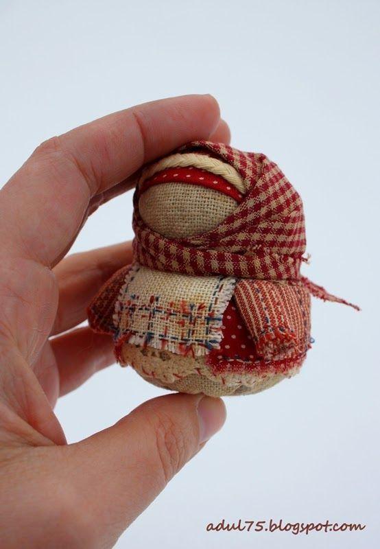 Кукла-оберег: