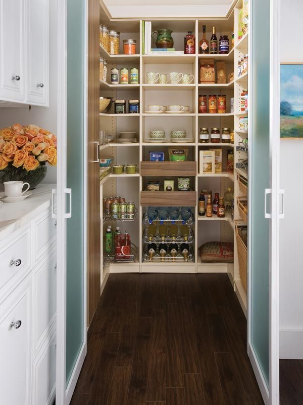 194 best Pantry ideas images on Pinterest Pantry ideas Kitchen