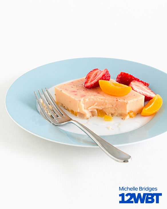 Kids in the Kitchen: Fruit & Yoghurt Slice - 12WBT