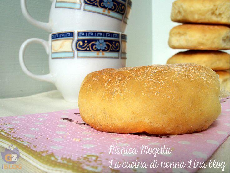 mini krapfen cotti in forno   La cucina di nonna Lina