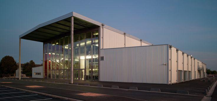 Gallery of Le Quai des Arts in Argentan / Architecture Patrick Mauger - 6