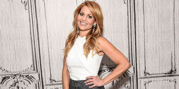 How Candace Cameron Bure *Really* Got Abs of Steel At 41 Years Old - Cosmopolitan.com