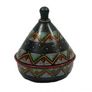 Ethiopian Handmade Clay Tagine