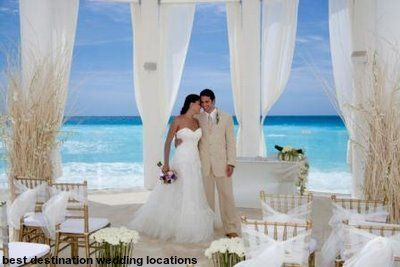 """Destination weddings are all the rage. What could be better said """"I do"""", as this it somewhere special, that you will not soon forget? Right here are some which were best destination wedding locations in this country, but there are many amazing places around the world.   http://www.weddingultra.com/20150307583/best-destination-wedding-locations-2015/"""
