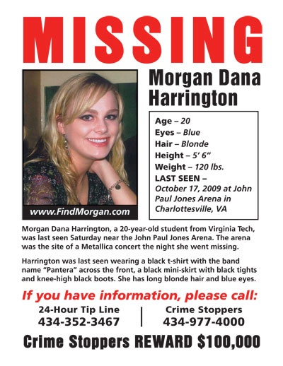 17 Best images about Missing people – Missing Person Posters