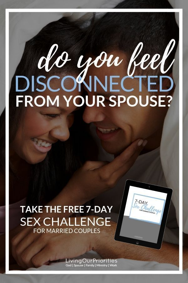 7 Days Of Deeper Intimacy Intimacy In Marriage Christian