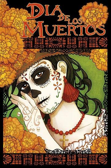 Dia De Los Muertos (Graphic)