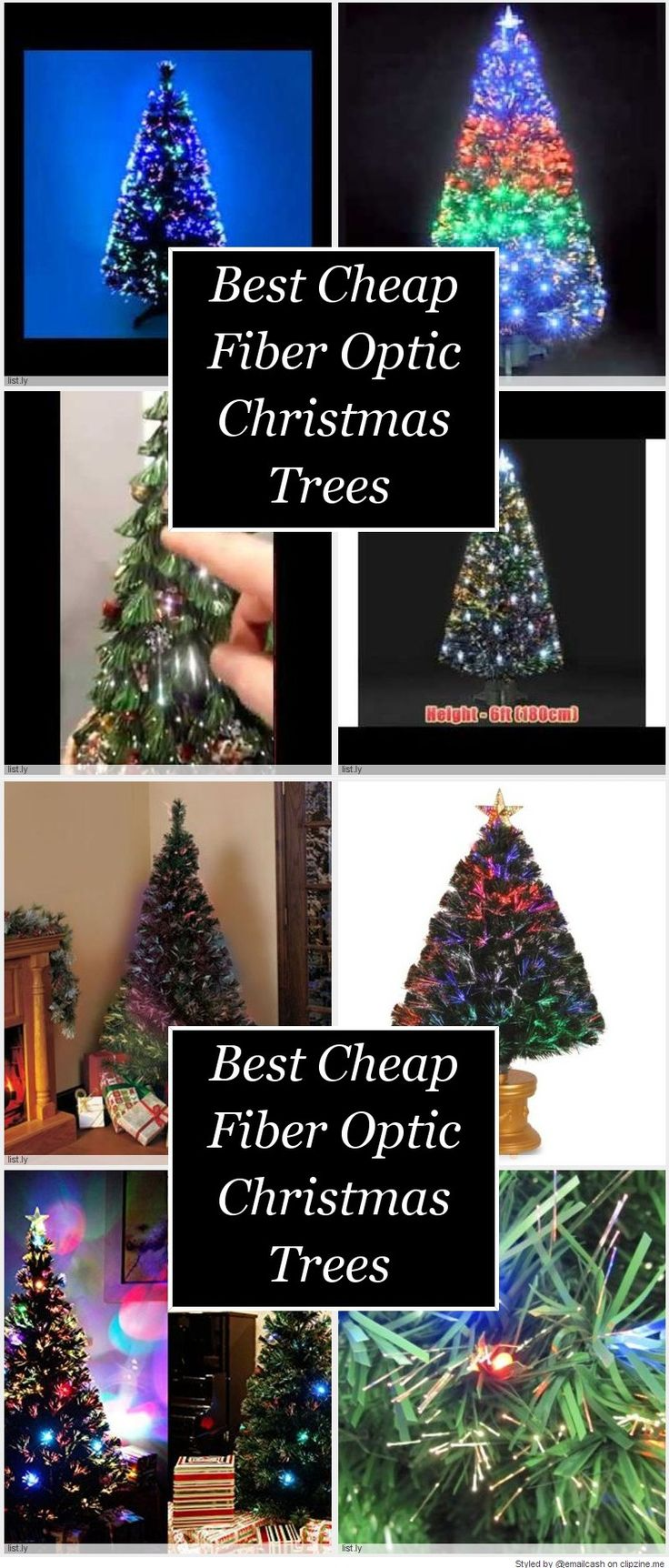 Best Cheap Fiber Optic Christmas Trees                                                                                                                                                                                 More