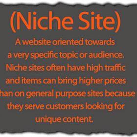 CREATING A NICHE WEBSITE