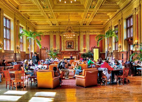 Holmes Lounge Washington University In St Louis By Vesuviano