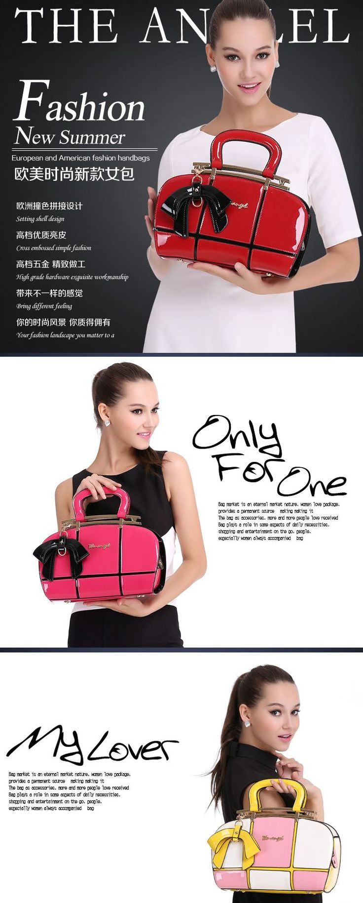 elegant sweet patent leather woman bag with bow  http://www.dhgate.com/product/linmeimode-high-quality-elegant-sweet-patent/234210786.html?recinfo=17,0,1#svh-1-5 null:0