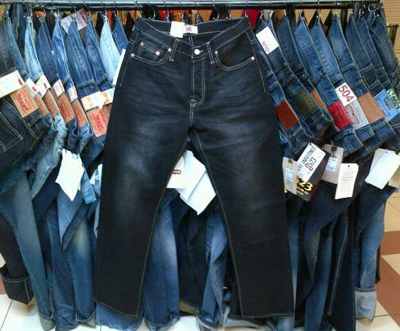 Levi's 501 mexico  Rp 480.000 ( exclude ongkir )  Order 085259781841 / PIN 3089BACA
