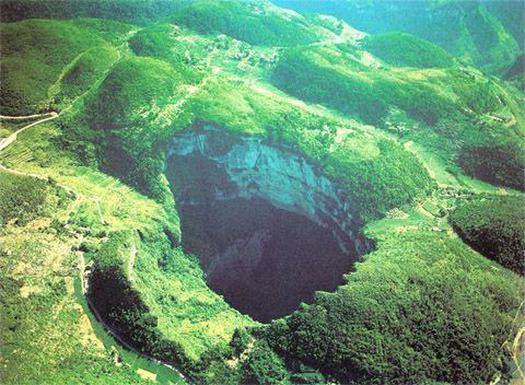 Deepest Sinkhole