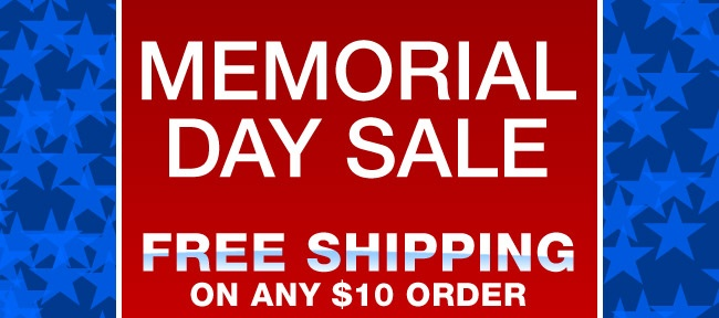 Discount coupons for perfect memorials