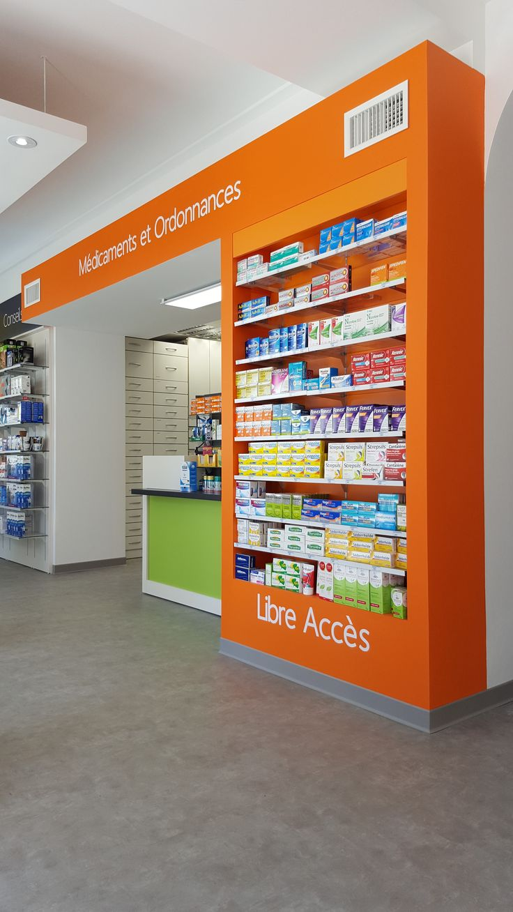 Showroom JCDA   pharmacie Espace libre-accès