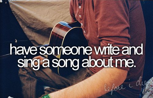 that'd be soo cute: Musicians, Every Girl, Sweet, Dreams, Songs Hye-Kyo, Before I Die, Guitar, The Buckets Lists, Love Songs