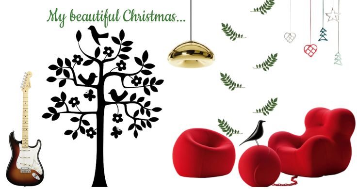 #myxmasmood: My Beautiful christmas by Ju Li | @julifaure  Design and share your Christmas card… Christmas is just around the corner and time has come to send our Christmas cards to friends and family. However, instead of making do with the same old cards, design a fresh one with us!!!. |