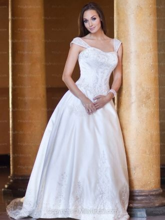 BallGown, Ivory ,Wedding Dresses