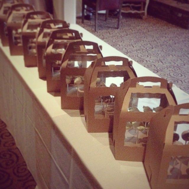 Cake Pops by @cakepoppn in BRP Box Shop Cake Pop Boxes
