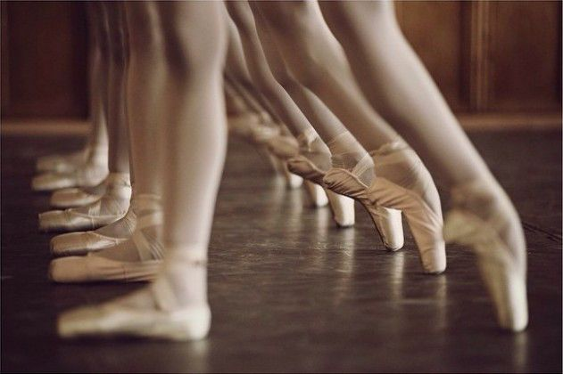 © Sergey Scherbakov Сергей Щербаков - Russian Ballet Masters Camp